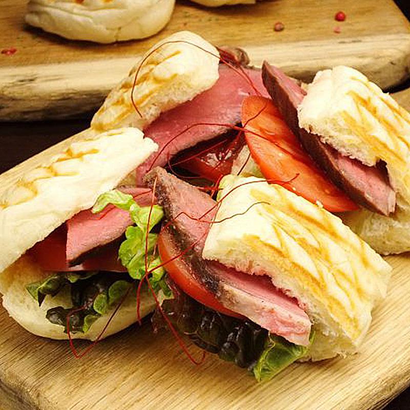 ホットサンド-Hot Sandwiches-
